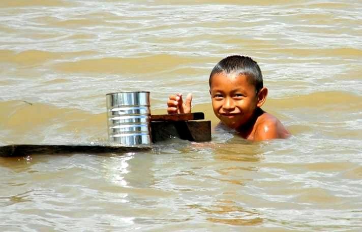 O povo warao no Delta do Orinoco na Venezuela – Foto: Jan Costa